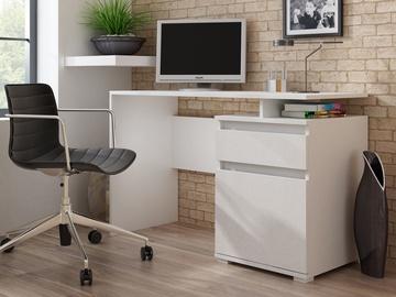 Rašomasis stalas Pro Meble Milano PKC 105 White