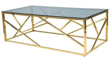 Signal Meble Escada A Coffee Table Gold