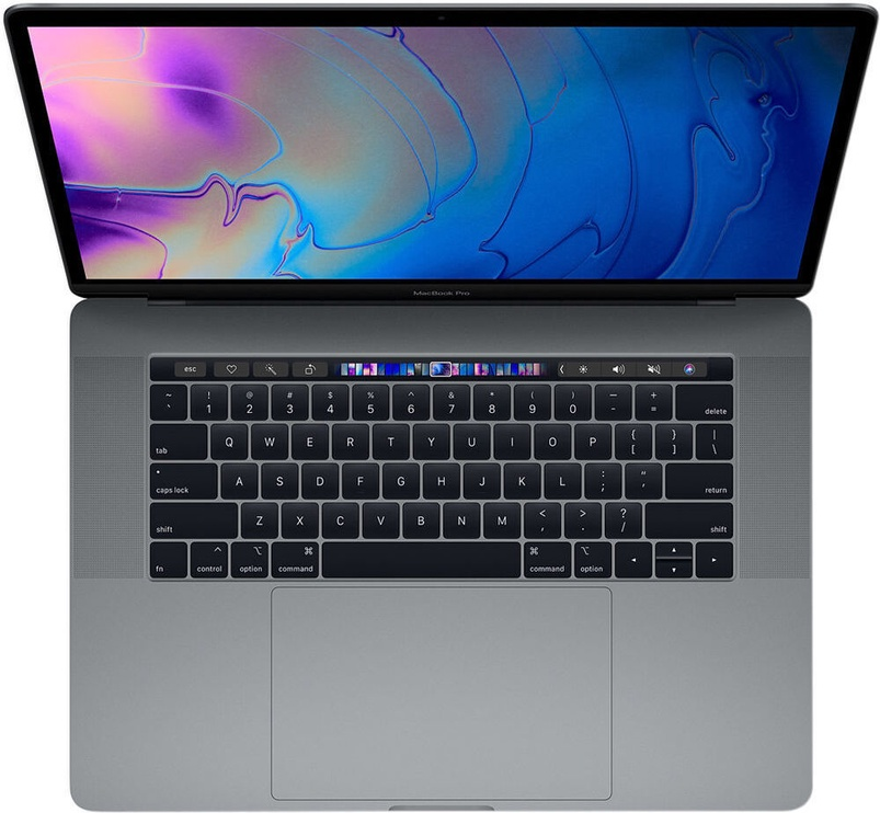 """Apple MacBook Pro 15.4"""" with Touch Bar 2019 Mojave Space Gray MV912ZE/A"""