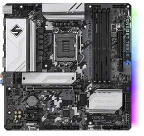 Mātesplate ASRock B560M Steel Legend