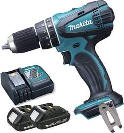 Makita DJN161RTJ Cordless Nibbler with 2x5Ah Batteries