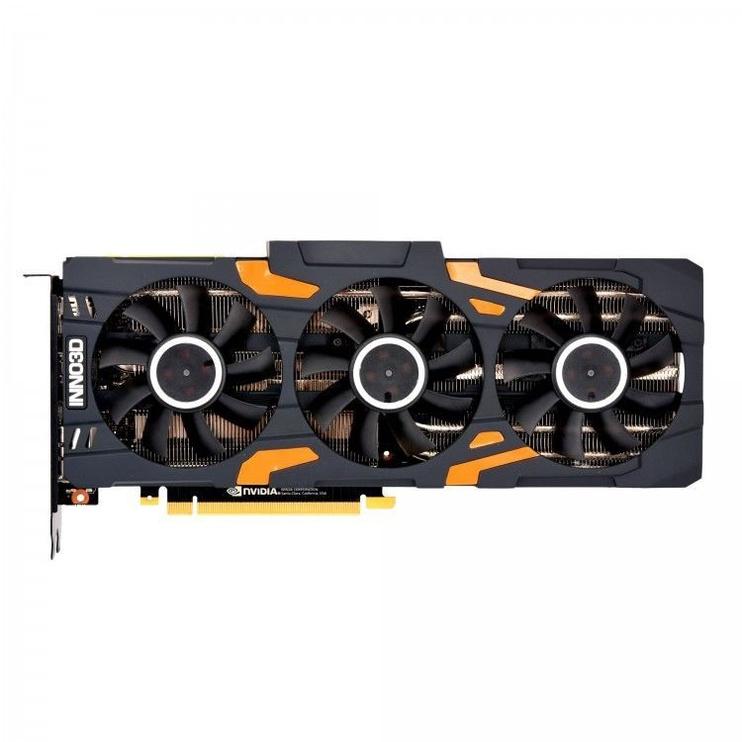 Inno3D GeForce RTX 2080 Ti GAMING OC 11GB GDDR6 N208T3-11D6X-1150VA24