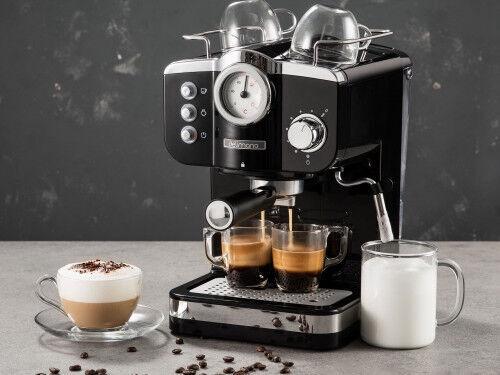 Кофеварка Delimano Deluxe Noir