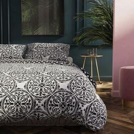 DecoKing Hypnosis Mandala Bedding Set 135x200/80x80