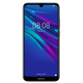 Išmanusis telefonas Huawei Y6 2019 Midnight Black, 32 GB