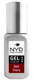 Nagų lakas NYD Professional Gel Color 020, 10 ml