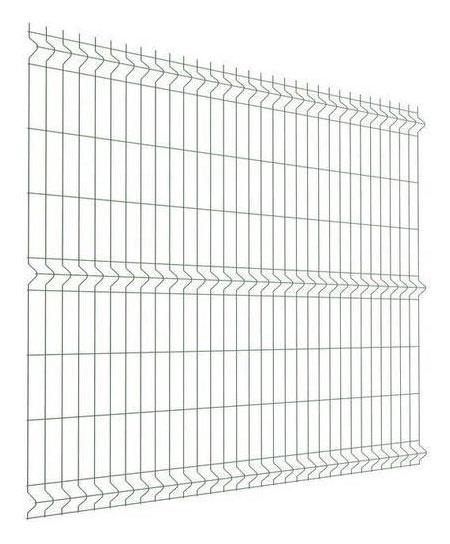 Tvoros segmentas RAL 8017, 2500 x 1530 x 4 mm, rudas