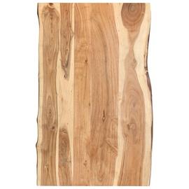 Столешница VLX Solid Acacia Wood, коричневый, 1000 мм x 600 мм