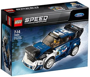LEGO konstruktorius Speed Champions Ford Fiesta M-Sport WRC 75885, nuo 7 m.