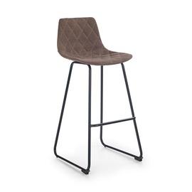 Baro kėdė H81, ruda