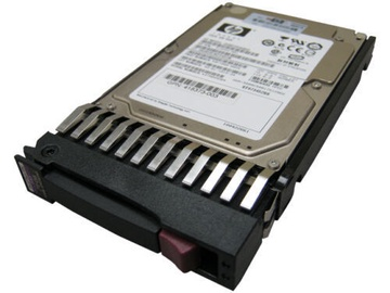 "HP Dual Port Hard Drive 72GB 6G SAS 15K 2.5"" SFF"