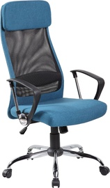 Home4you Office Chair Darla Blue 27797