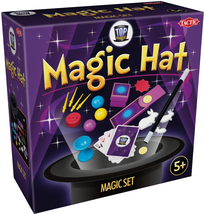 Tactic Magic Hat Set 53705