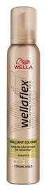 Wella Wellaflex Brilliant Colour Strong Hair Mousse 200ml