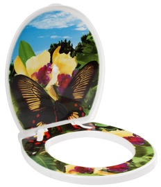 Karo-Plast Toilet Seat Strip F Butterfly