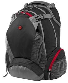 "HP Notebook Backpack For 17.3"" Black/Grey"