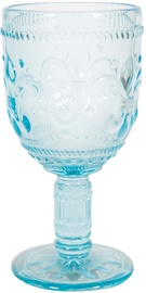 Home4you Glass Lily 300ml Clear Blue