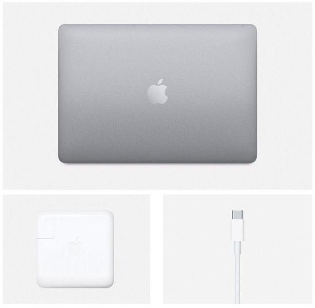 Ноутбук Apple MacBook Pro Retina with Touch Bar QC / ENG Space Grey, Intel® Core™ i5, /, 16 GB, 1 TB, 13.3 ″