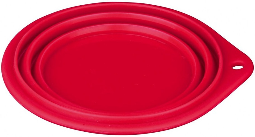Trixie Silicone Travel Bowl 18cm