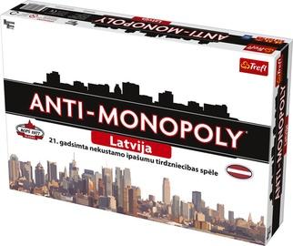 Galda spēle Trefl Anti-Monopoly Latvia 01690, LV