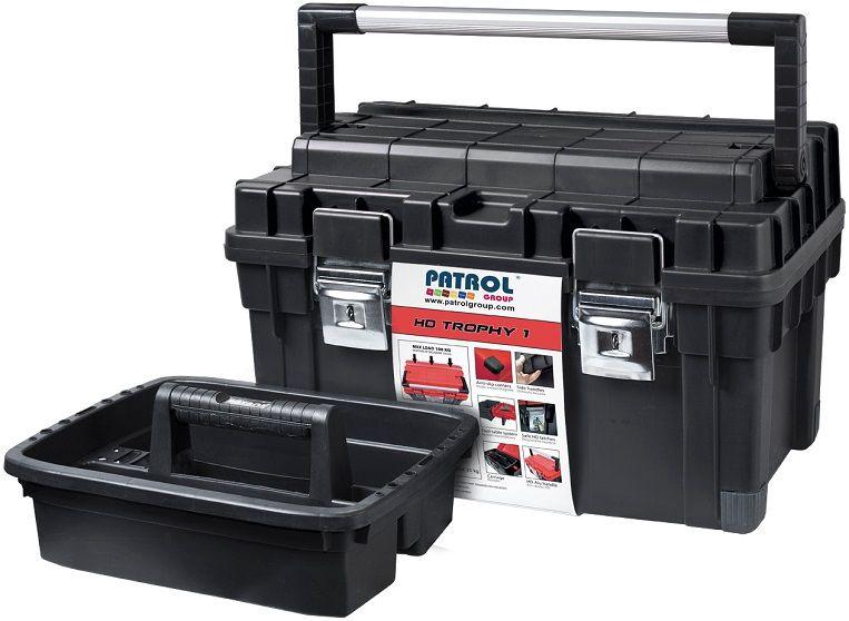 Коробка Patrol Trophy 1 Tool Box