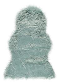 Kilimas 4Living Faux Fur Aqua, 90x60 cm