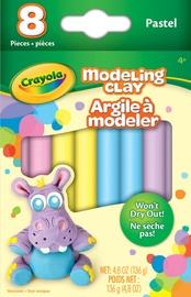 Crayola Modeling Clay 8pcs Pastel