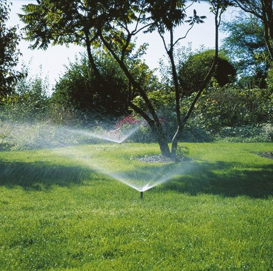 Gardena Pop-Up Sprinkler S80