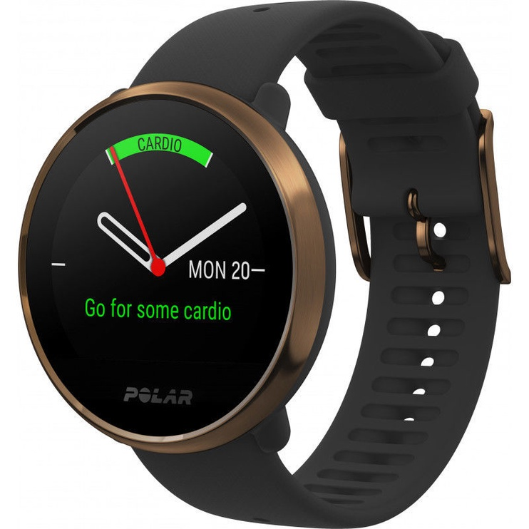 Polar Ignite Black/Copper M/L