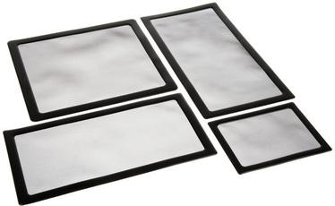 DEMCiflex Dust Filter Black DF0294 Set For Bitfenix Prodigy