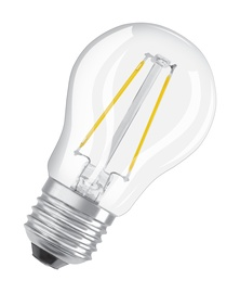 LAMPA LED FILAM P45 2.5W E27 2700K 250LM