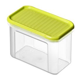 Rotho Domino Food Box 0.75l Lime Green