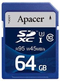 Apacer 64GB SDXC UHS-I U3