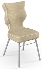 Детский стул Entelo Solo Size 3 VS26, серый/кремовый, 310 мм x 695 мм