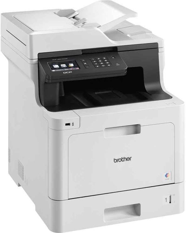 Многофункциональный принтер Brother DCP-L8410CDW, лазерный, цветной