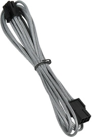 BitFenix 6pin PCIe Extension Cable 45cm Silver/Black