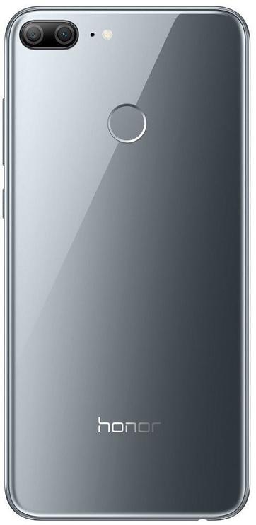 Huawei Honor 9 Lite 32GB Dual Glacier Grey with SanDisk 64GB MicroSD Card