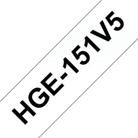 Kleebisprinteri lint Brother HGe-151V5, 800 cm