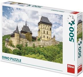 Dino Puzzle Charles Castle 500pcs