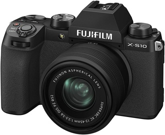 Fujifilm X-S10 + XC15-45mm Kit