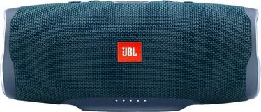 Беспроводной динамик JBL Charge 4 Blue, 30 Вт