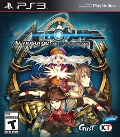 Ar Nosurge:Ode To An Unborn Star PS3