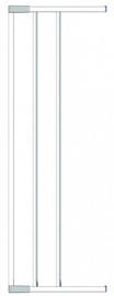 Clippasafe Swing Shut Extendable Gate Extension 18cm White 139/2W