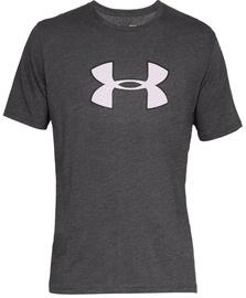 Футболка Under Armour Mens Big Logo T-Shirt 1329583 019 Grey L