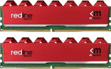 Mushkin Enhanced Redline 16GB 3600MHz CL18 DDR4 MRA4U360JNNM8GX2