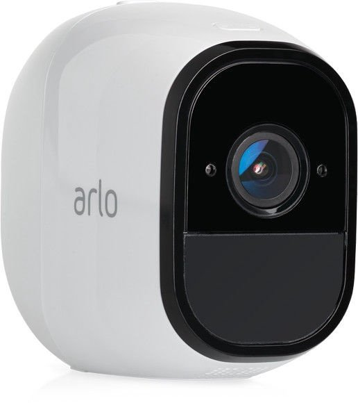 Arlo Pro Smart Security System with 3 Cameras VMS4330-100EUS