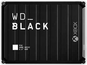 Western Digital Black P10 Game Drive For Xbox One 5TB