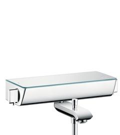 Termostatinis dušo maišytuvas Hansgrohe, HG Ecostat Select exp.therm.bath wh/chr.