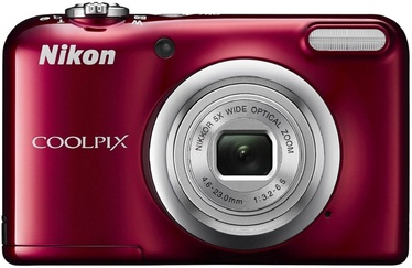 Nikon Coolpix A10 Red + Bag