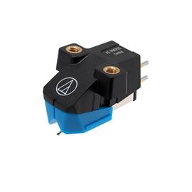 Plaadimängija Audio-Technica AT-VM95C, sinine/must, 0.02 kg